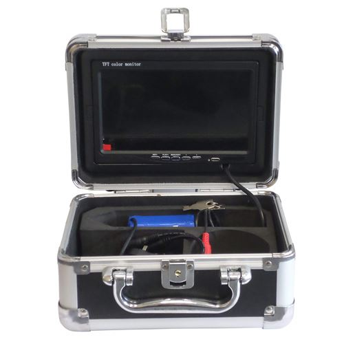 Telescopic Underwater Boat Inspection Camera