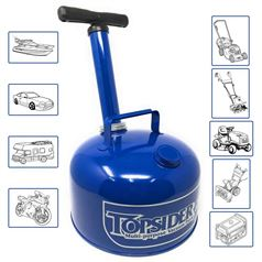 TopSider Multi-Purpose Steel Vacuum Pump