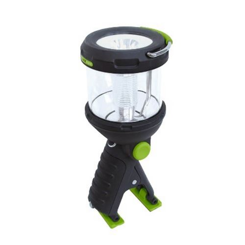Blackfire Clamplight Powerful LED Lantern and Flashlight