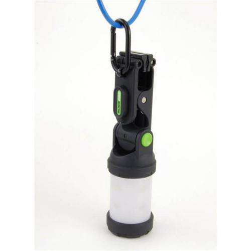 Blackfire Clamplight LED Backpack Lantern and Torch